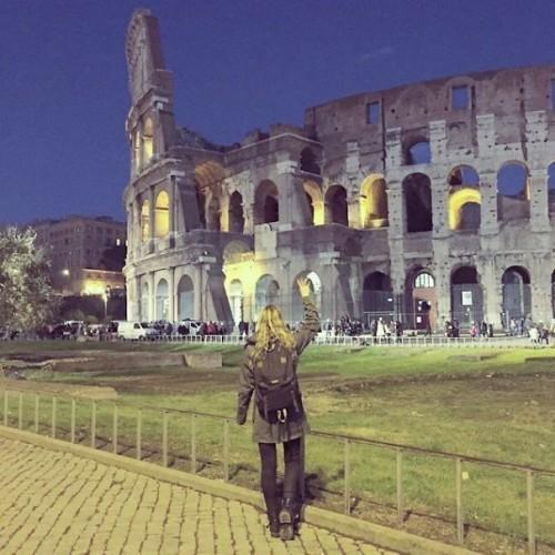 Колизей в Италии