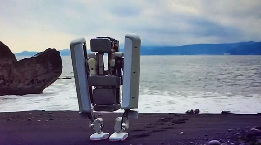 schaft-robot