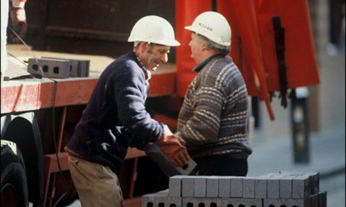 В Польше больше всего иностранцев работают в строительной сфере.