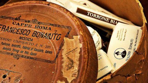 Сладости в кондитерской Antica Dolceria Bonajuto
