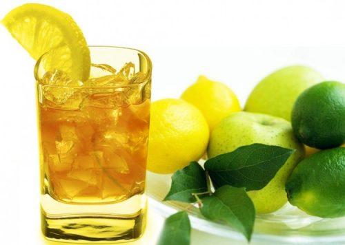 Лимонный чай