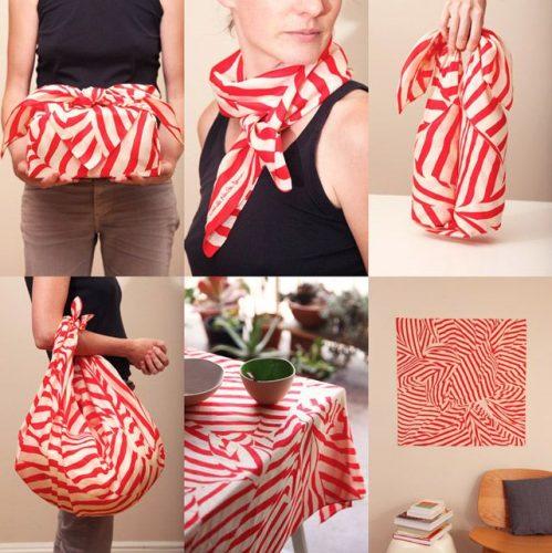 Как сэкономить на подарке? Упакуйте его по-японски!