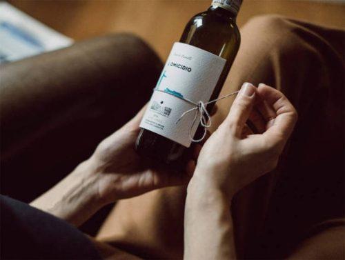 3Геніальна пляшка вина «Librottiglia»