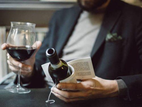 6Геніальна пляшка вина «Librottiglia»