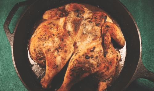 Курица за 30 минут
