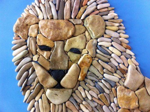 Фигура из камней своими руками 571