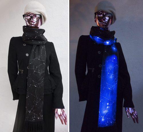 звездный шарф