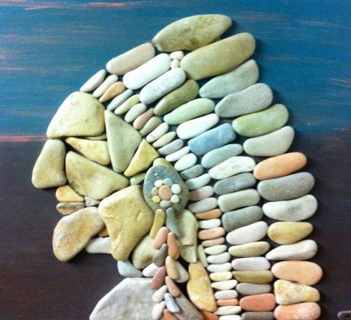 Картинки с камнями своими руками 198