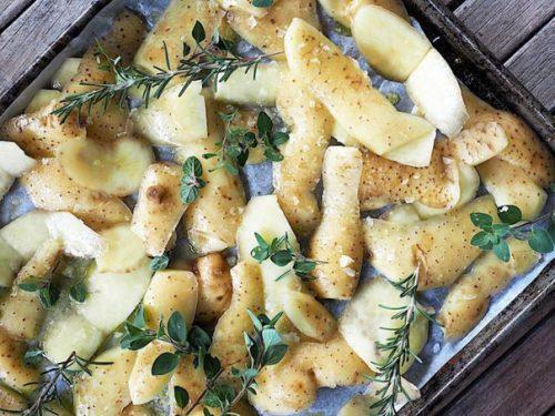 Никогда не выбрасывайте картофельную кожуру!
