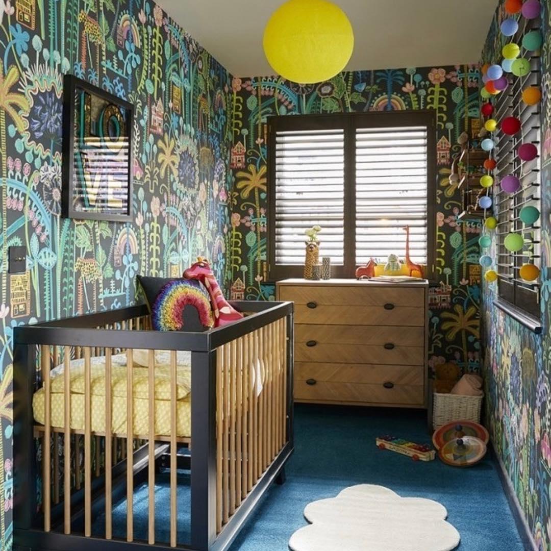 15 способов обустроить маленькую детскую комнату