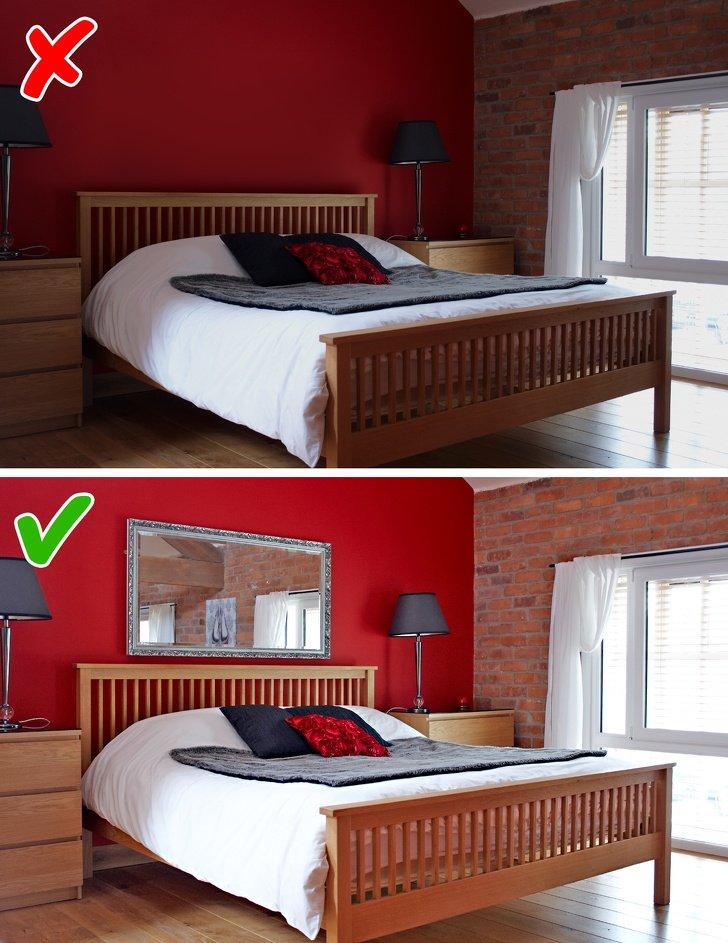 ошибки в дизайне маленьких комнат фото 3