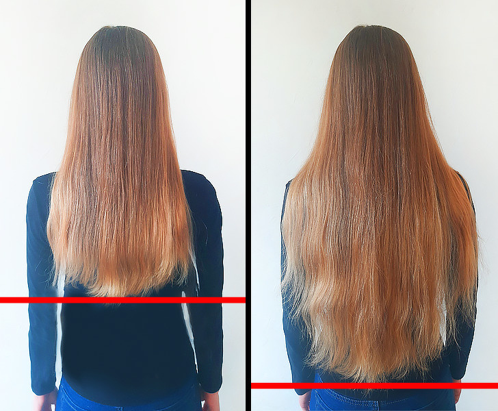 хитрости, чтобы сделать ваши волосы гуще фото 7