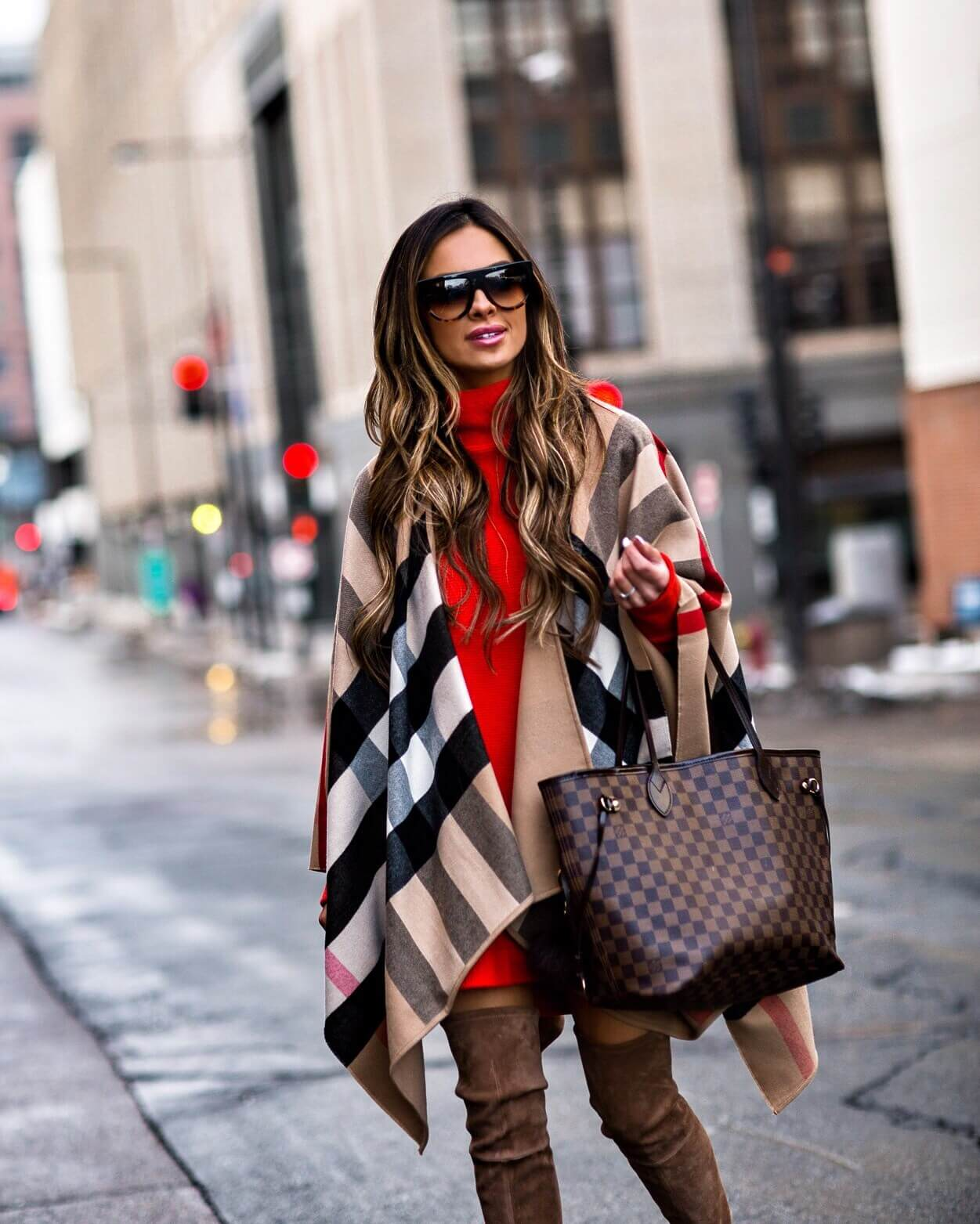 шарф с пальто фото 6