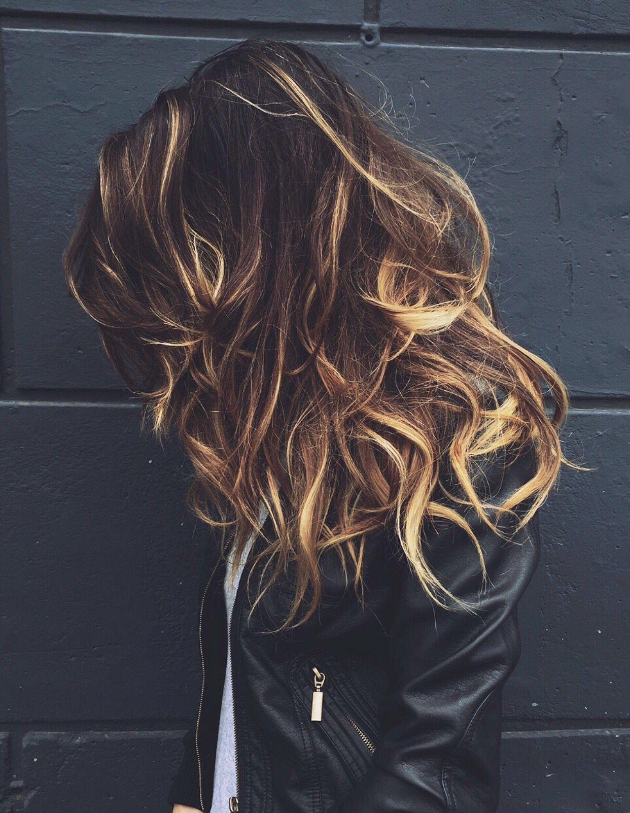 Мелирование волос 2020 фото 4