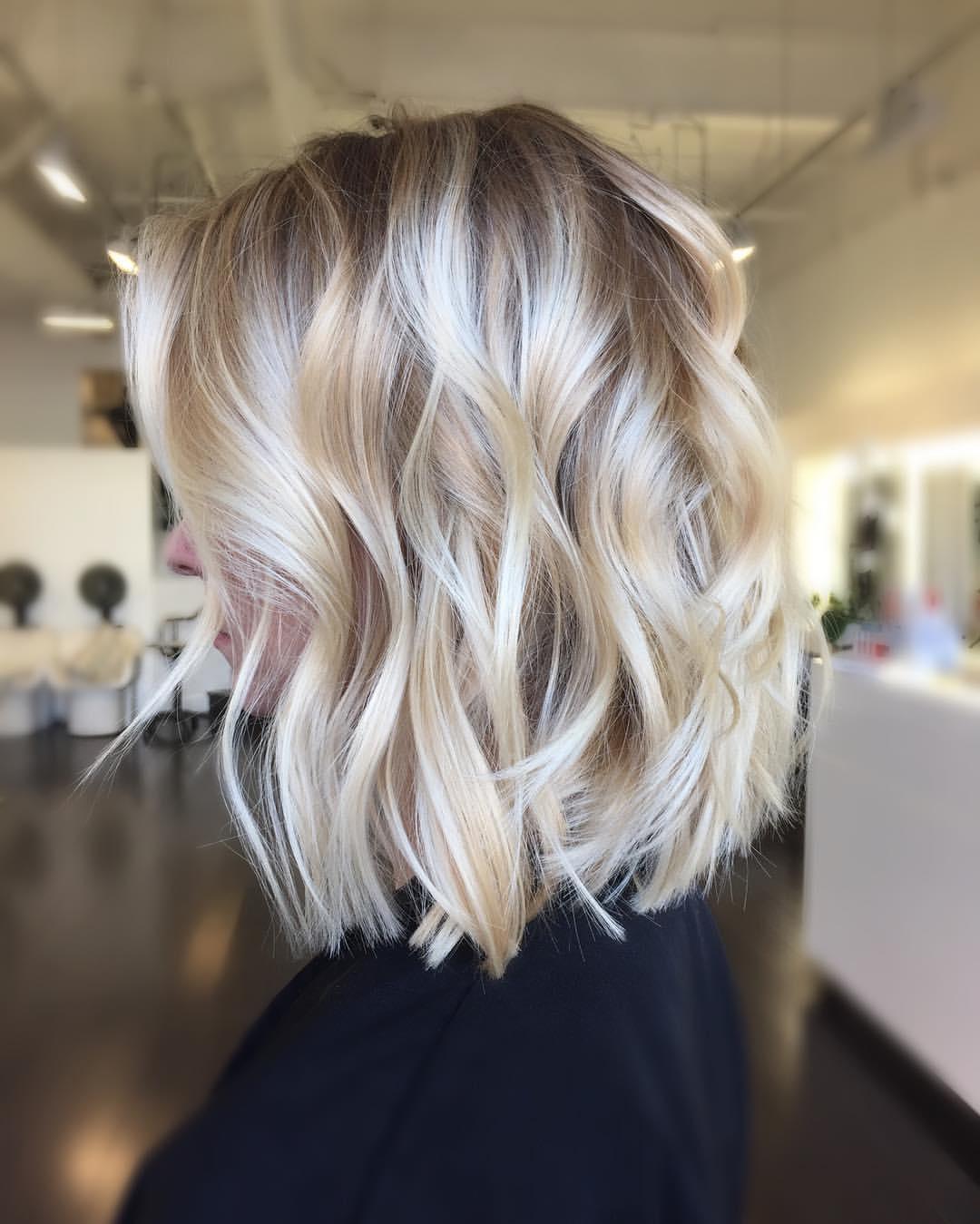 Мелирование волос 2020 фото 6