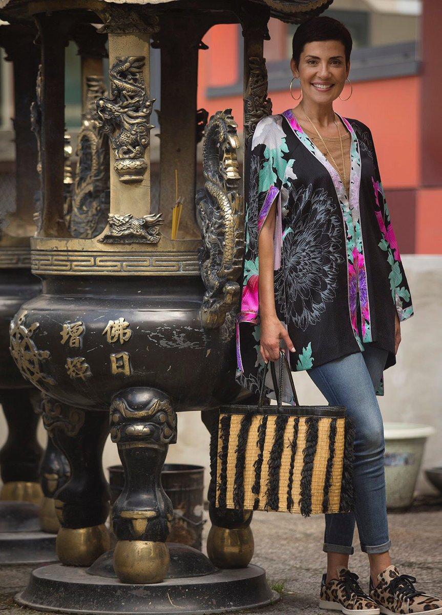 Самые стильные образы Кристины Кордула фото 8
