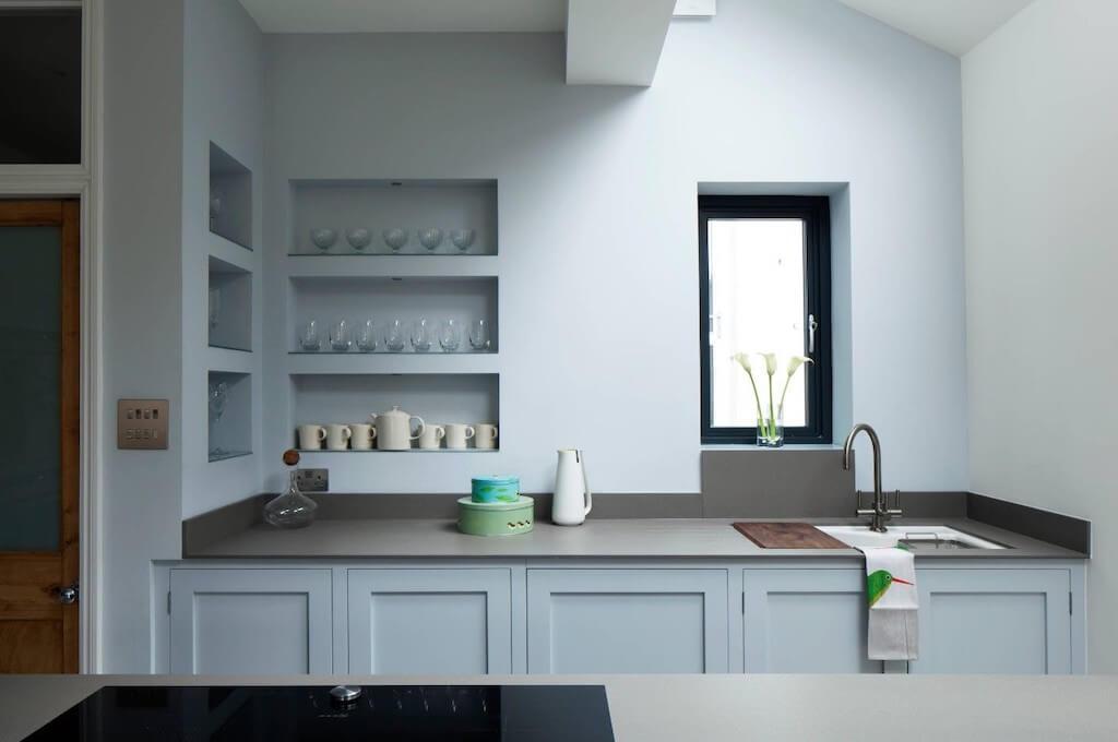 использование ниши на кухне фото 4
