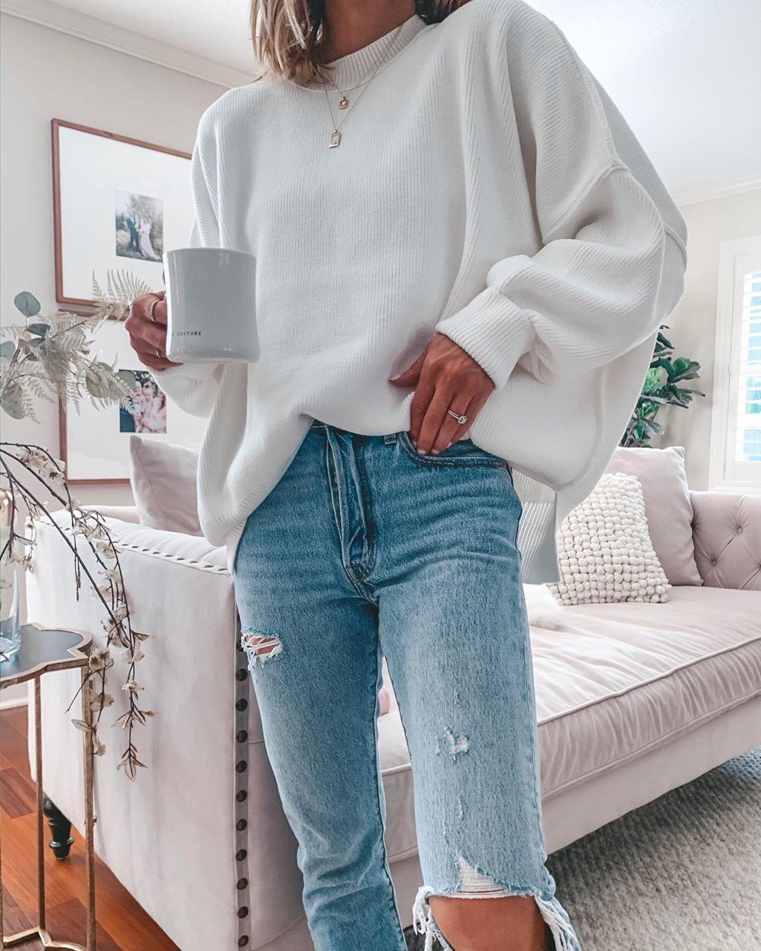 свитер 2020 фото 11