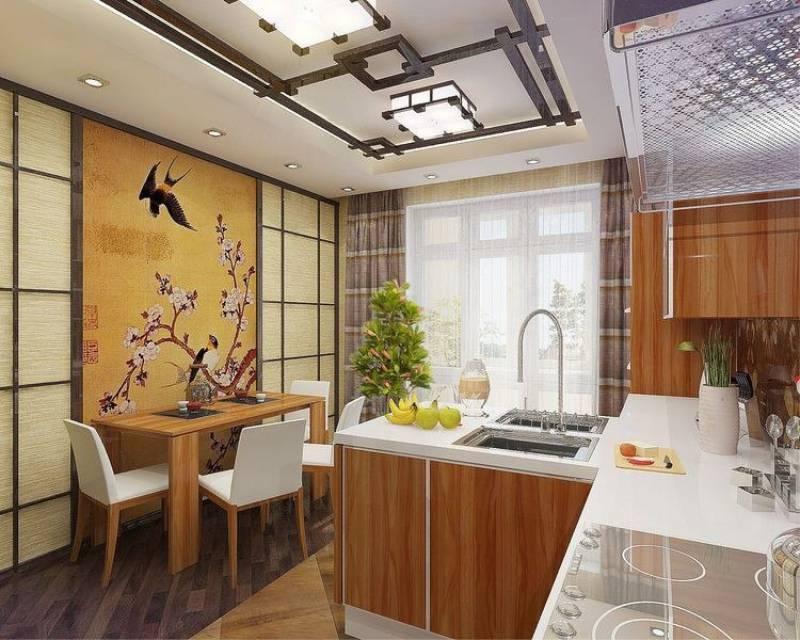 дизайн маленькой квартиры в японском стиле фото 2