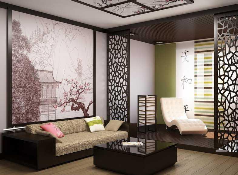 дизайн маленькой квартиры в японском стиле фото 6