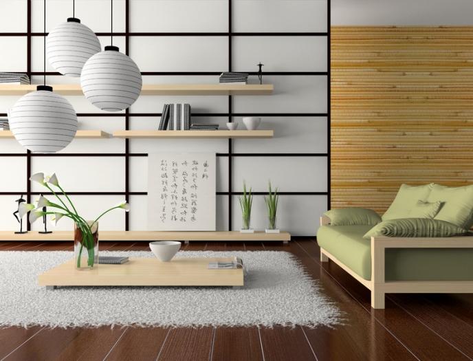 дизайн маленькой квартиры в японском стиле фото 8