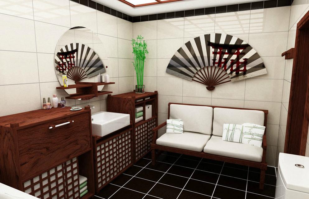 дизайн маленькой квартиры в японском стиле фото 11