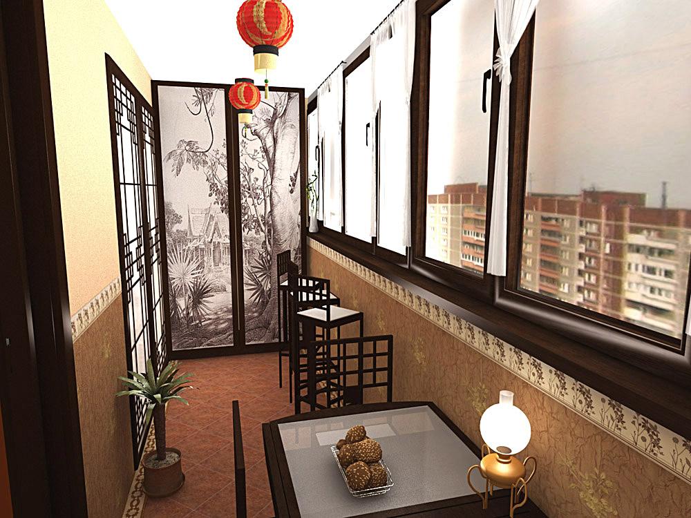 дизайн маленькой квартиры в японском стиле фото 18