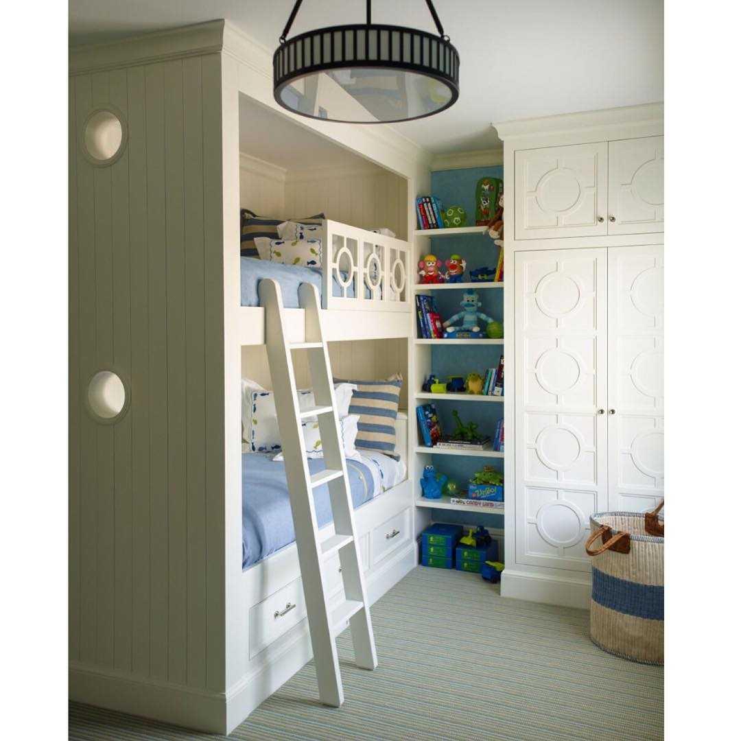 маленькая детская комната фото 13