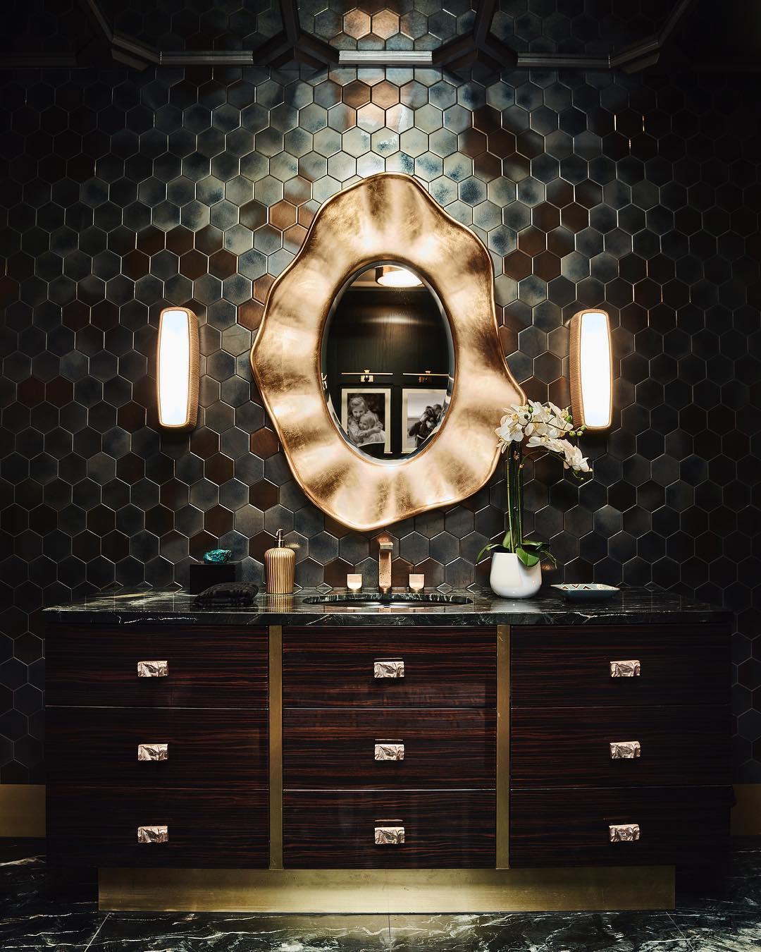 дизайн туалетных столиков фото 11