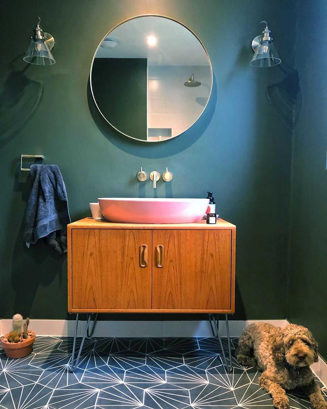 дизайн туалетных столиков фото 14