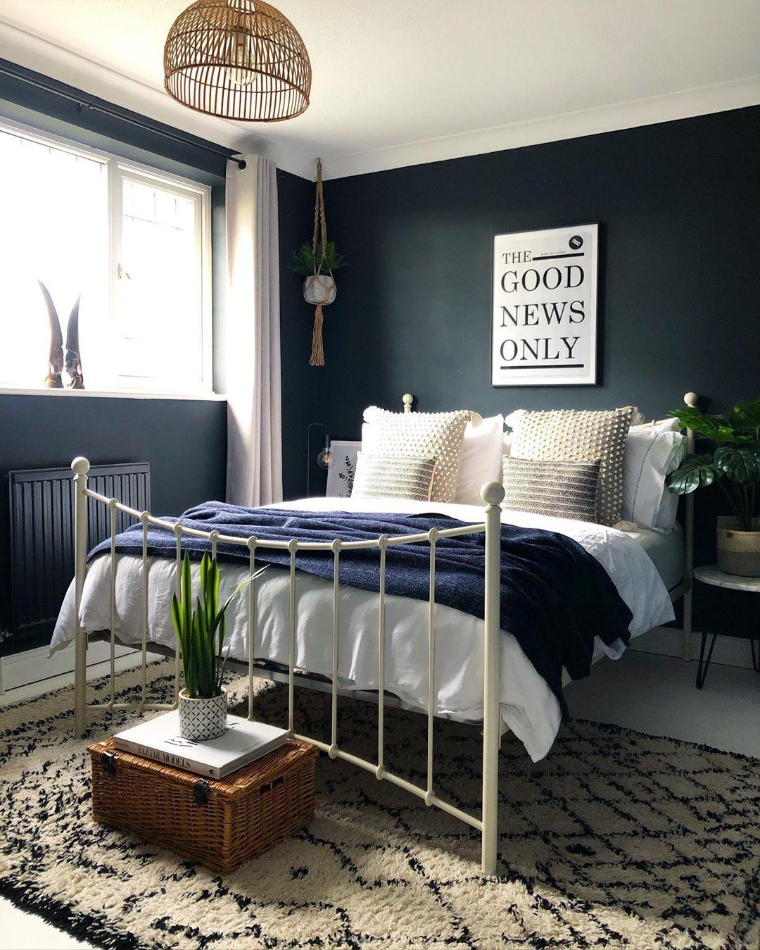 идеи для украшения спальни фото 5