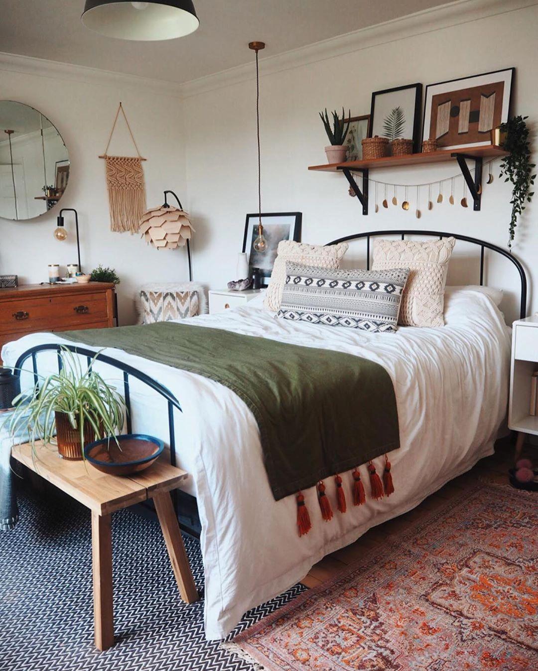 идеи для украшения спальни фото 20