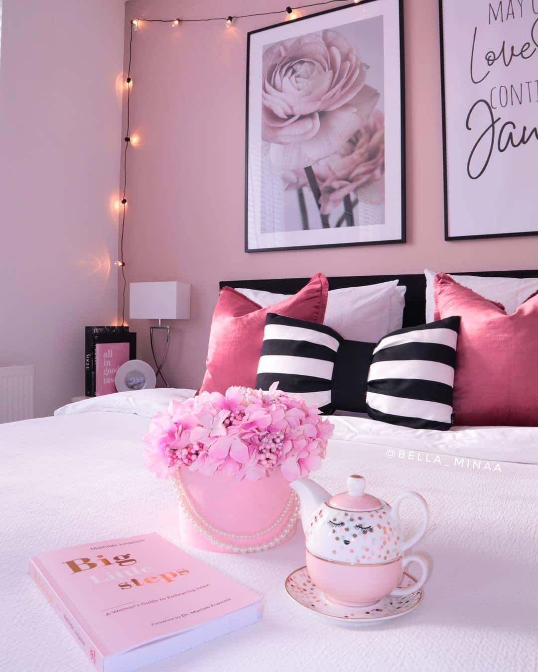 идеи для украшения спальни фото 17