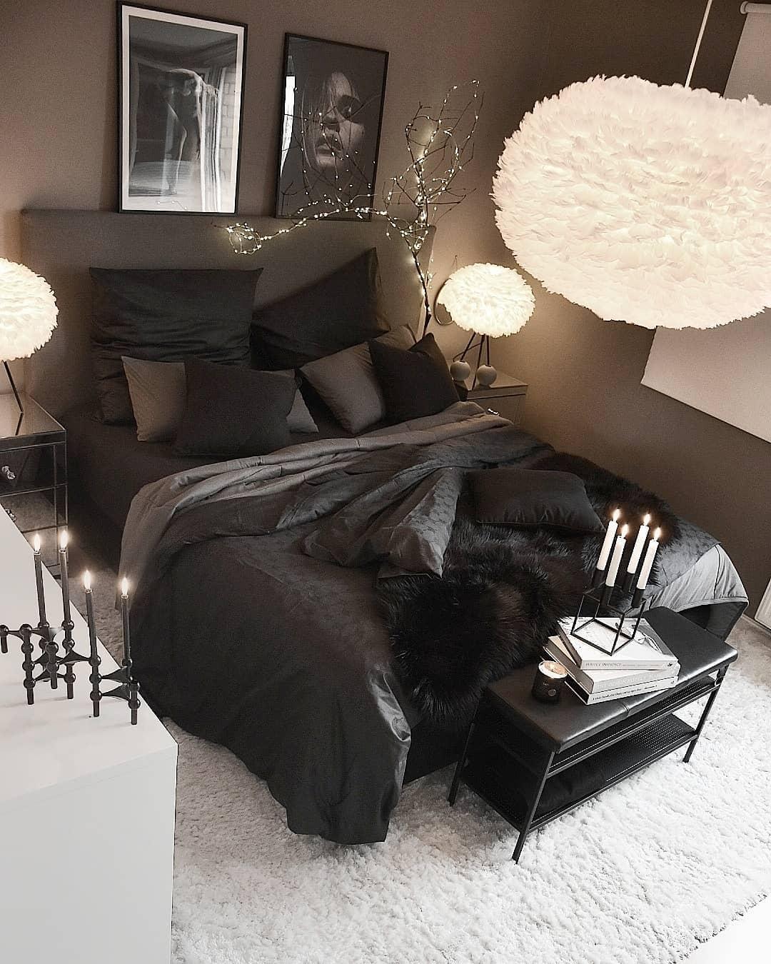 идеи для украшения спальни фото 4