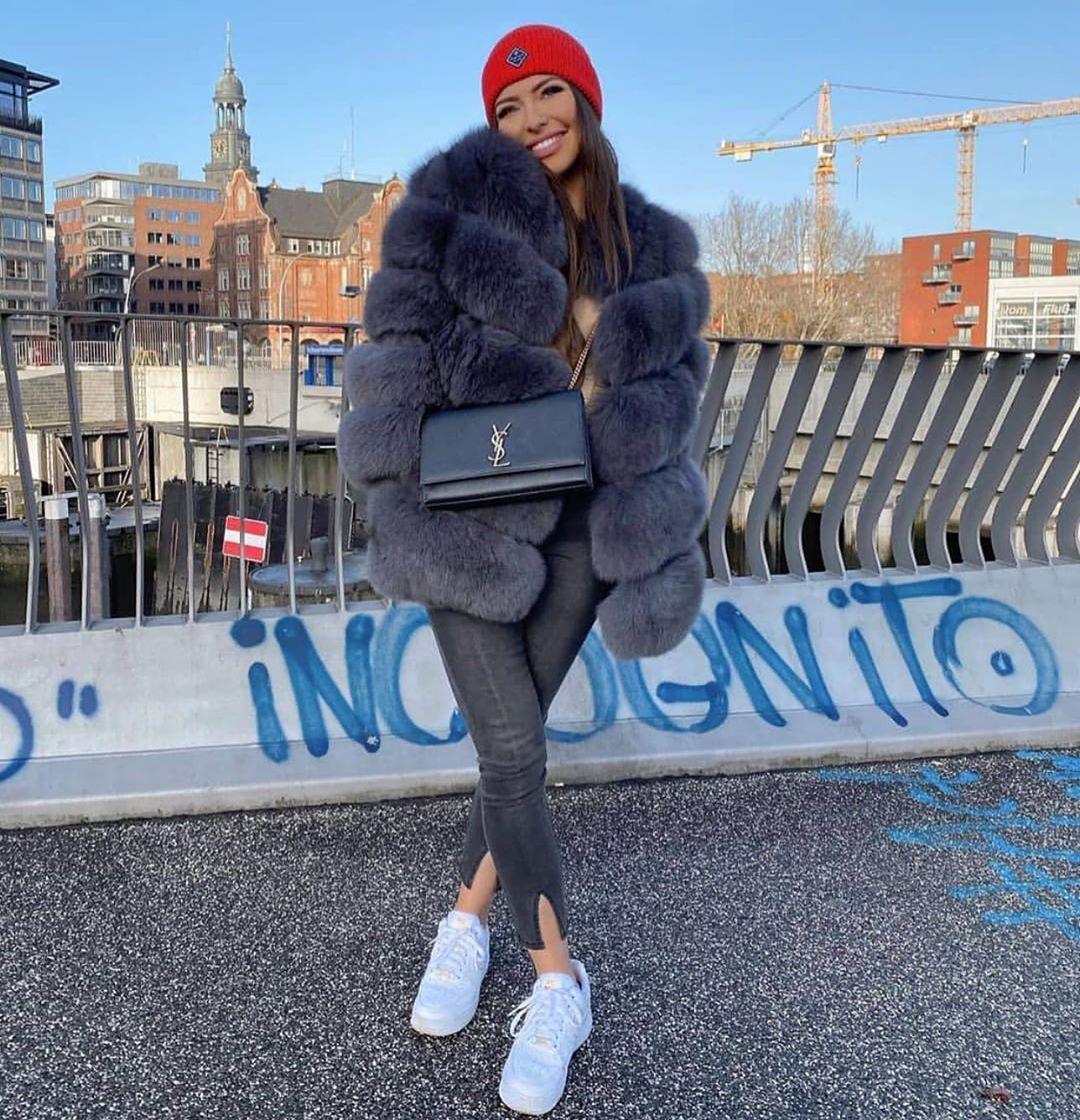 Джинсы зимой фото 1