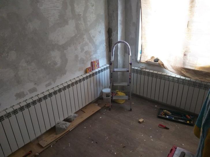 ремонт дома своими руками фото 6