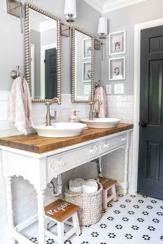 Дизайн интерьера ванной комнаты фото 2