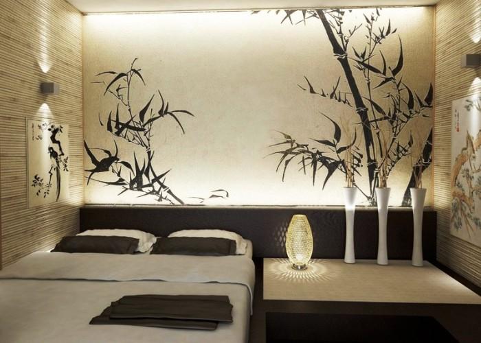 дизайн маленькой квартиры в японском стиле фото 14