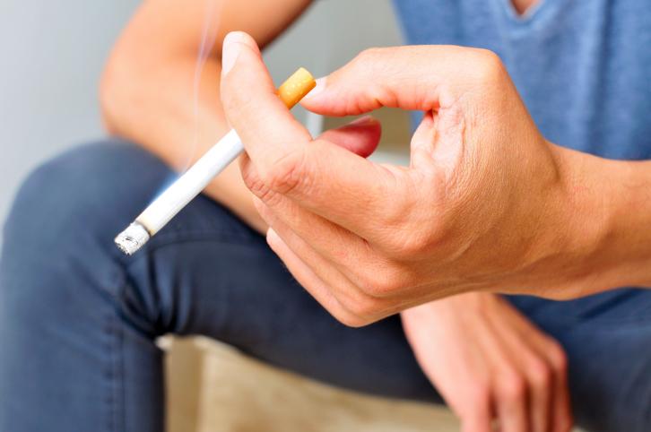 Курение повышает риск развития рака простаты