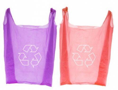 Adidas отказываются от пластиковых пакетов