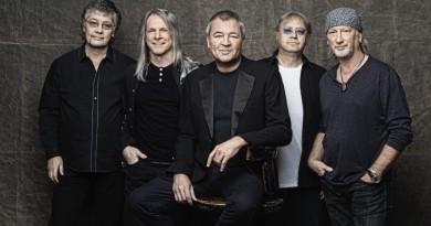 Deep Purple увійшли в Зал слави рок-н-ролу