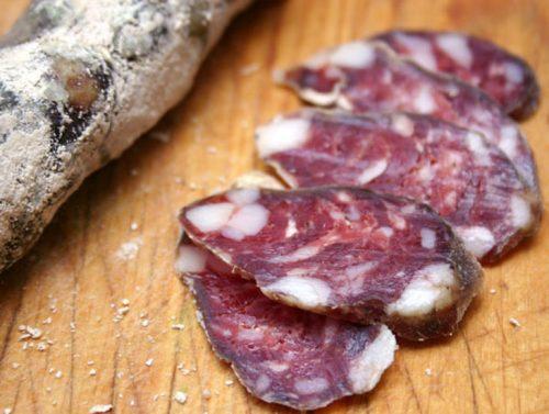 рецепт приготовления сыровяленой колбаски