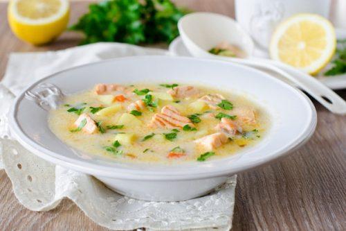 sirniy sup s forelyu 1855 56547