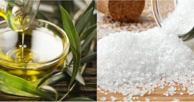 Если смешаешь немного соли с оливковым маслом, забудешь о боли лет на 5! Рецепт опробованный не одним поколением!