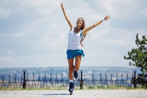 Физическая активность – залог счастья depositphotos.com