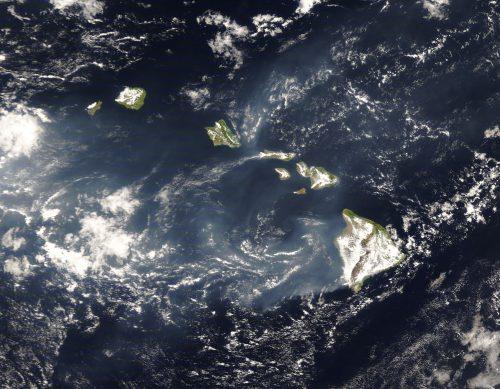 Гавайи / ©NASA