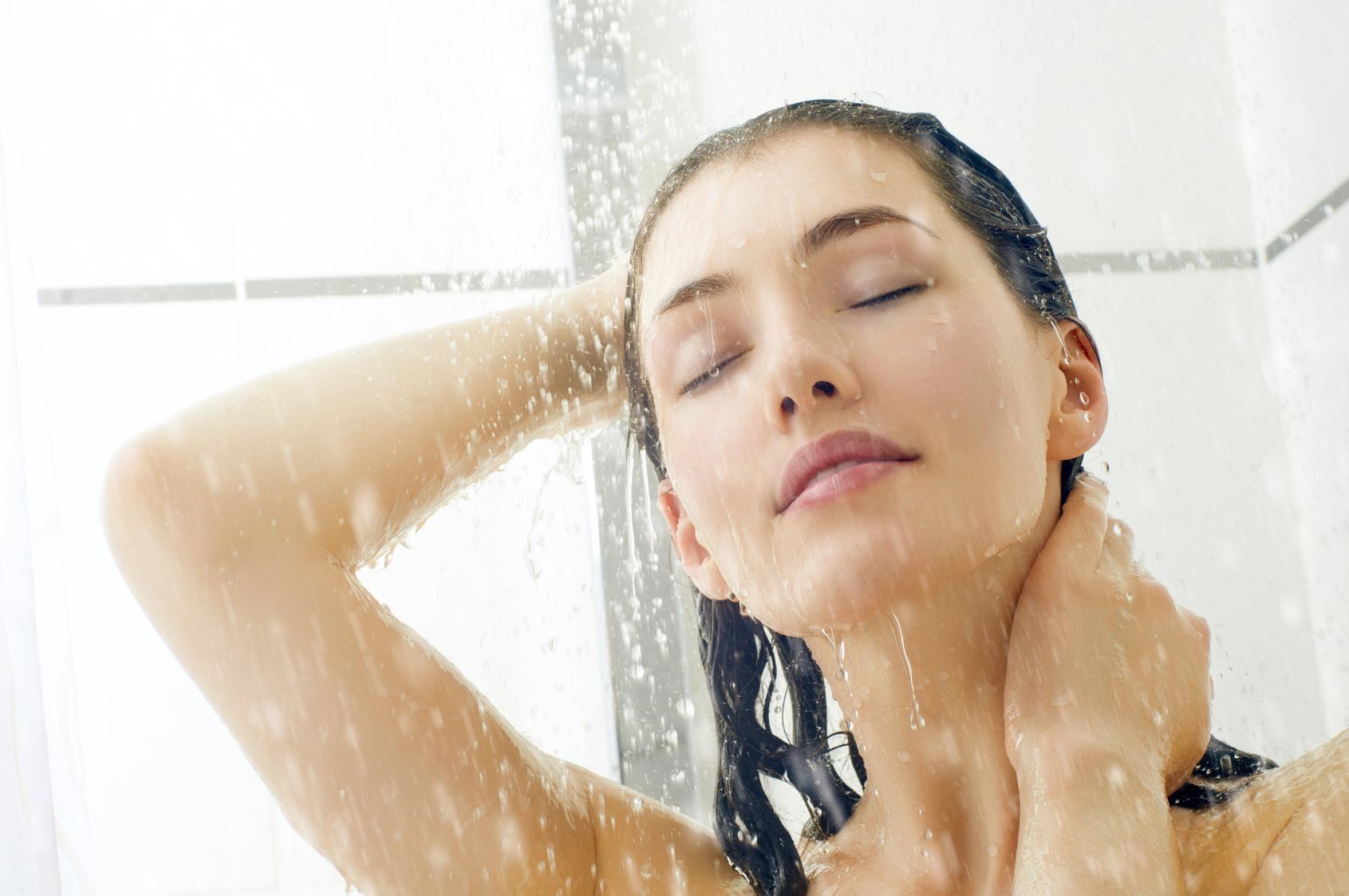 Ошибки, которые мы совершаем, принимая душ