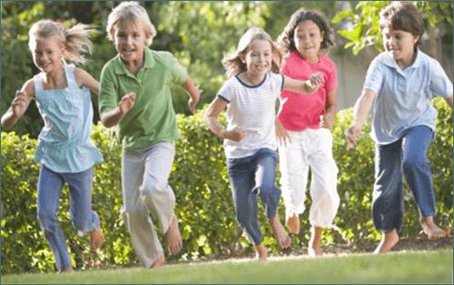 Детям – безопасный отдых