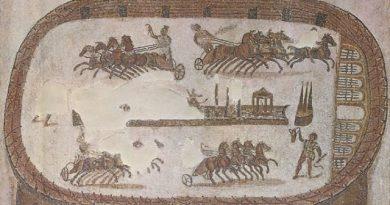 В цирке Карфагена использовали системы охлаждения