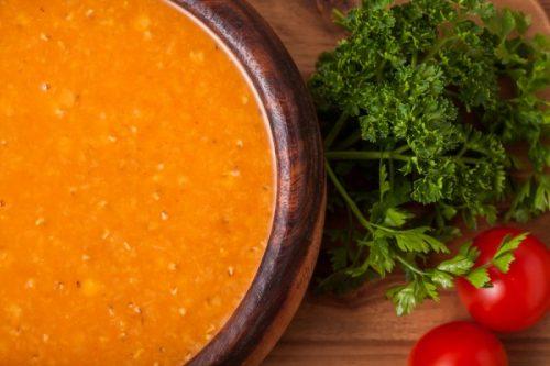 Суп из баклажанов / depositphotos.com